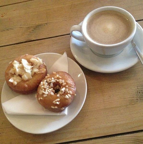 Mono doughnuts 2015